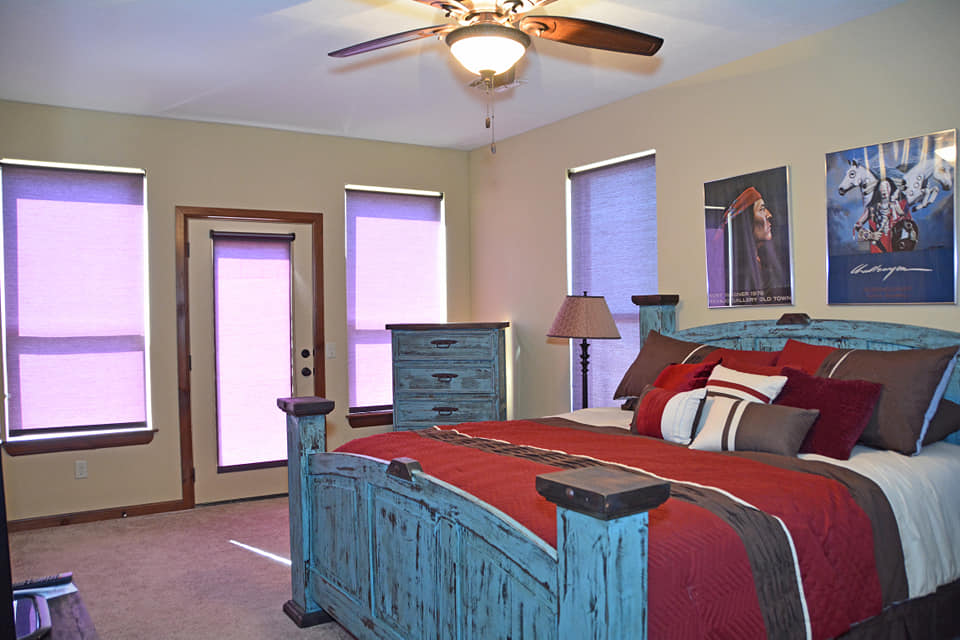 Blue bed Indian room.jpg